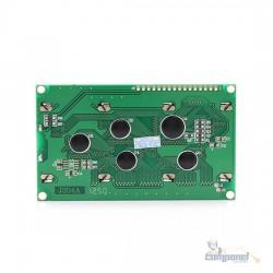 Display Lcd 20X4 Blacklight Azul